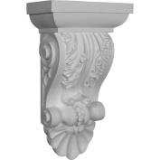 Ekena Millwork Acanthus 22cm H x 37cm W x 12cm D Shell Corbel