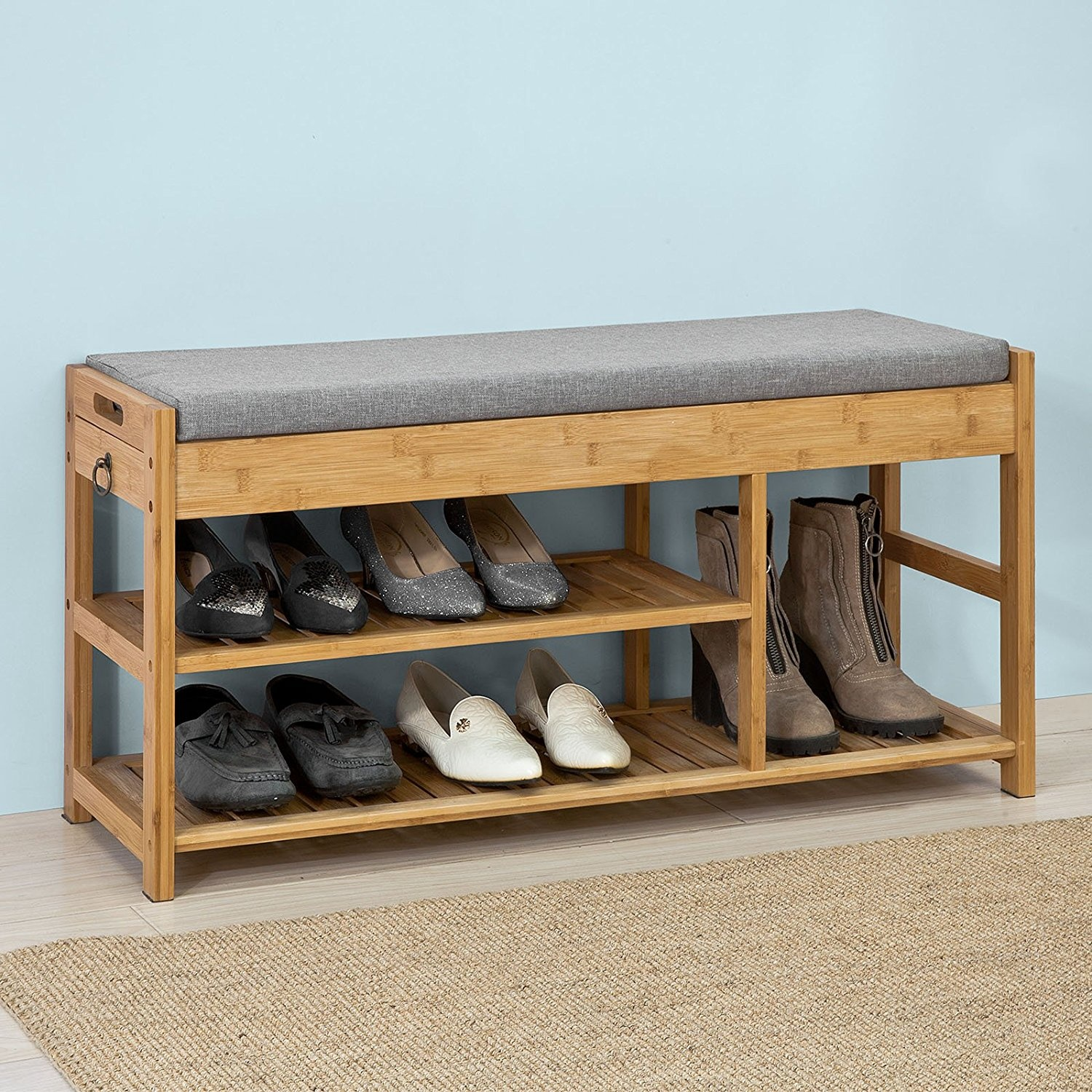 Storage Bench With Lift Up Seat