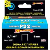 Arrow Fastener 0.8cm P22 Staples