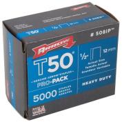 Arrow Fastener 1.3cm T50 Staples