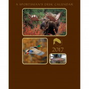 Sportsmans Engagement Calendar, 2017 Hunting | Fishing by Silver Creek Press
