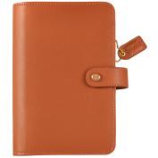 Colour Crush Faux Leather Personal Planner Kit 13cm x 20cm - Sedona