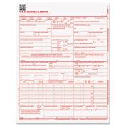 Paris Corporation CMS 02/12 Insurance Claim Form, 8 1/2 x 11, 500 Forms