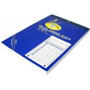 Sales Order Receipt Forms Carbonless Record Sheet Book 14cm x 21cm