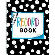 BOLD AND BRIGHT RECORD BOOK