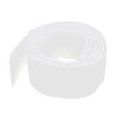 Self Adhesive Back Hook Loop Fastening Magic Tape Strip 2.5cm Width 2PCS