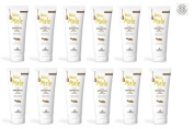 SPECCHIASOL – Dolce Miele Bagnodoccia with Honey and of Argan Oil Ecobio 250 ml Delicate, Antiage, Skins Off X 12 Packs