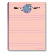 It's Bull Sheet - Funny Note Pad - Cute Office Note Pad