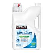 Kirkland Signature Free & Clear Ultra Clean Premium Laundry Liquid Detergent 5.73L 126 Washes