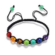 7 Chakra Healing Balance Beads Bracelet Yoga Bracelet Women Beauty Top