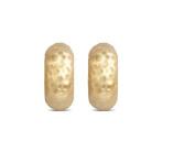 Earrings LUXENTER Ozana in Gold Metal sgew284