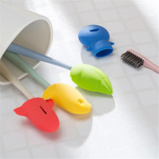 Silicone Toothbrush Cover , Hunpta Silicone Toothbrush Case Cover For Home Outdoor And Travaling Brush Protection