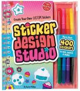 Sticker Design Studio (Klutz)