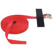 CINCH STRAP 2.5cm x 15m CAM (USA!) with Hook & Loop storage fastener