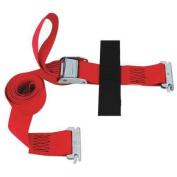 E-STRAP 5.1cm x 2.4m CAM (USA!) with Hook & Loop storage fastener