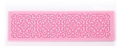 Chytaii Silicone Mould Cake Cupcake Mould Chocolate Cake Jelly Ice Silicone Mould Baking Soap Moulds 16*4.6*0.5cm