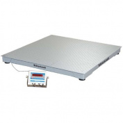 Brecknell DSB6060-05 Legal for Trade 59 x 59 Floor Scale 5000 x 0.5kg