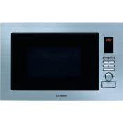Indesit MWI2222X 24L Microwave with Grill in Inox