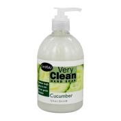 Shikai Very Clean Liquid Hand Soap, Cucumber, 350ml
