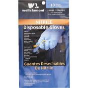 10 Pack Nitrile Glove 97L