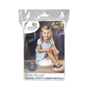 Summer Infant Liner Refill for Time-to-Go Travel Potty