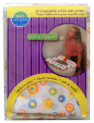 Neat Solutions Neatware Eco Potty Topper, 10 Ct