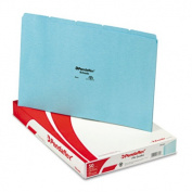 Pendaflex 1/5-cut Blank Tab Legal Size File Guides