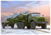Trumpeter 1/35 Russian Zil-131V towing PR-11 SA-2 Guideline # 01033