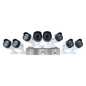 Uniden G6880D2 Guardian 1080p 1TB DVR with Outdoor Bullet Cameras