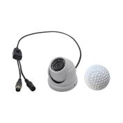 Kjm C55 Camera, Mini Dome, 1000tvl, White