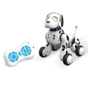 RC Smart Dog Sing Dance Walking Remote Control Robot Dog Electronic Pet