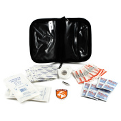Complete Pocket First Aid Kit Emergency Survival Outdoor Hiking Camping - 46pc