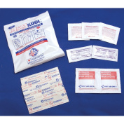 Therma Kool First Aid Kit with Instant Cold Compress