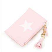 ZLR Ms. Wallet Ladies Mini Cute Little Purse Multifunctional Key Bag Wallets