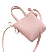good01 Women Solid Colour Mini Cross Body Single-Shoulder Bag Phone Bag Coin Purse