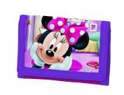 Coriex D95073 MC Pink Bow Disney Minnie Wallet