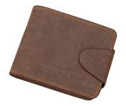 Fashion Leather Wallet,cards bag, Purse, 10 Pockets Total (7 Credit Card Slots,1 large slot pockets,2 ID Slot) WA@KTWWZ02SS