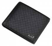 dandeli Leather Men's Wallet,Purse, 12 Pockets Total (8 Credit Card Slots,2 large slot pockets,2 ID Slot) WA@KTWDA01SB2