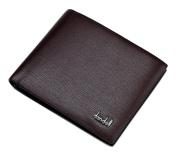 dandeli Leather Men's Wallet,Purse, 12 Pockets Total (8 Credit Card Slots,2 large slot pockets,2 ID Slot) WA@KTWDA01SK4