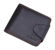 Fashion Leather Wallet,cards bag, Purse, 10 Pockets Total (7 Credit Card Slots,1 large slot pockets,2 ID Slot) WA@KTWWZ03SC