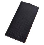 dandeli Leather Men's business hand bag Wallet,Purse, 19 Pockets Total (12 Credit Card Slots,6 large slot pockets,1 ID Slot) WA@KTWDA06LB