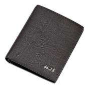 dandeli Leather Men's Wallet,Purse, 12 Pockets Total (8 Credit Card Slots,2 large slot pockets,2 ID Slot) WA@KTWDA01ZK1