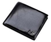dandeli Leather Men's Wallet,Purse, 12 Pockets Total (8 Credit Card Slots,2 large slot pockets,2 ID Slot) WA@KTWDA01SB3