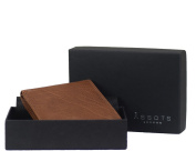'BENNETT' - Genuine Leather RFID Mens Wallet with multi compartments