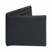 Tim and Ted Mens Money Wallet With RFID Blocking Cards Security Premium Quality Soft Imitation Slim Leather Vegan Vegetarian Approved
