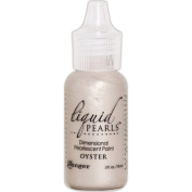Liquid Pearls Dimensional Pearlescent Paint .150ml-Oyster