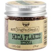 Finnabair Art Ingredients Mica Flakes 30ml-Henna