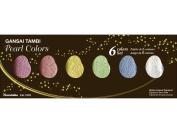 Kuretake Gansai Tambi 6 Colour Set Pearl