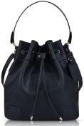 Bucket Bag,COOFIT Womens Handbags Shoulder Tote Bag Drawstring Bucket Handbag for Women