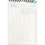 Memory Binder Watercolour Paper Pack 13cm X 18cm 8/Pkg-Wanderlu